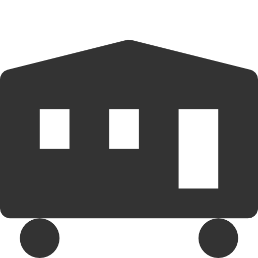 Accommodation-Mobile-home-icon